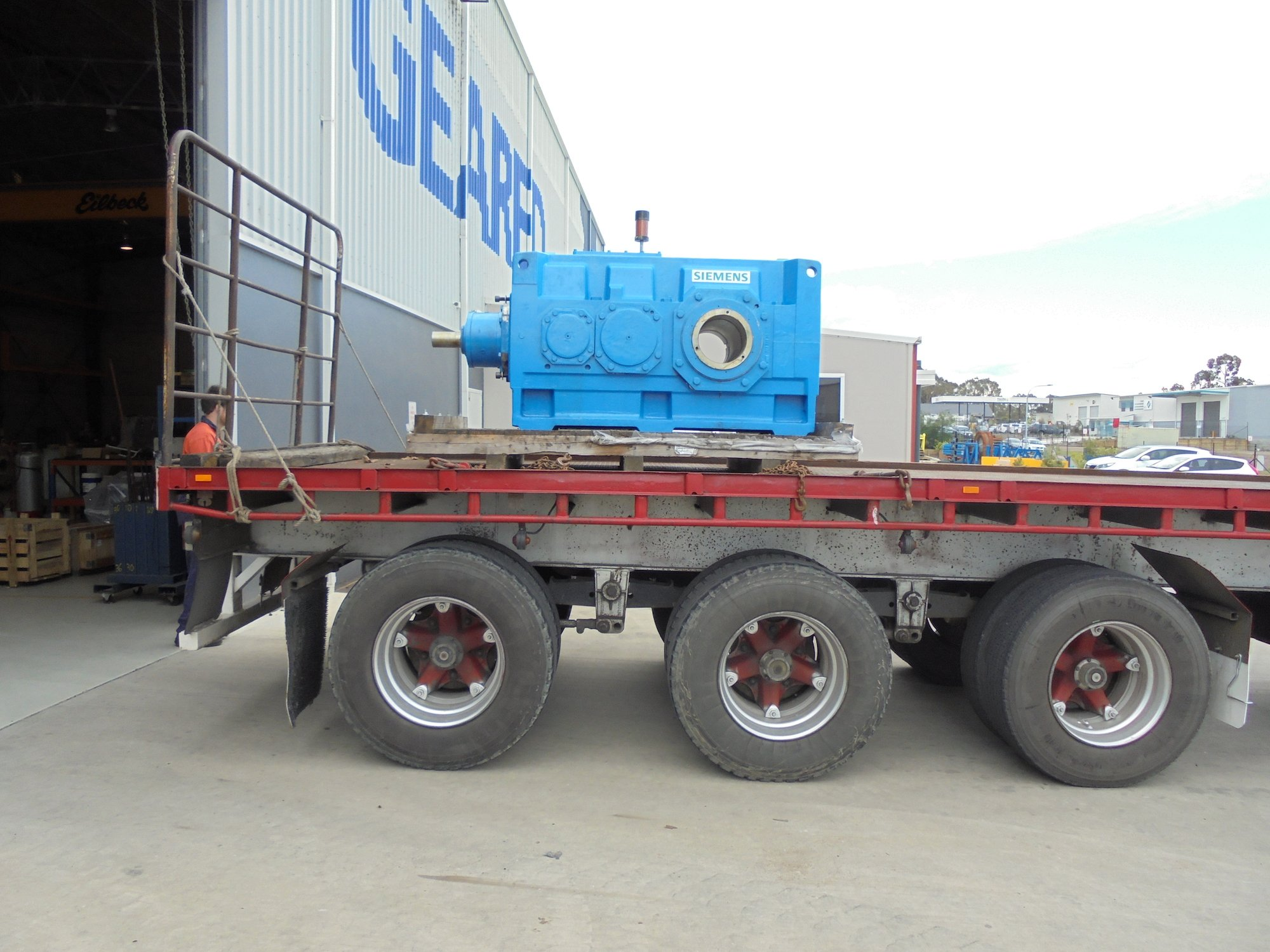 Geared Engineering Services - Transportation
