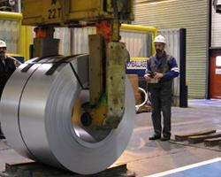 Geared Engineering Steel Industry